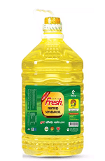 Fresh Soyabean Oil (5ltr)