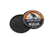 Kangaroo Shoe Polish Cream-Black (40gm)