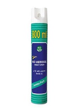 ACI Aerosol Insect Spray Jumbo (800ml)