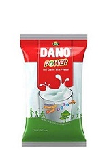 Dano Power Instant Full Cream Milk Powder (500gm)