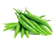 Green Chili-কাঁচা মরিচ (250gm)