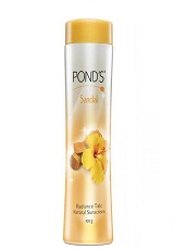 Pond's Sandal Radiance Talc Natural Sunscreen (100gm)