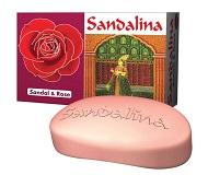 Sandalina Sandal & Rose Soap (150gm)